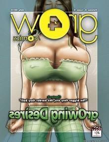Grow Comics Issue 2