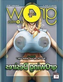 Grow Comics Issue 3