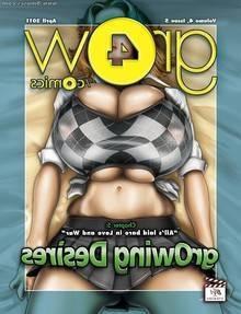 Grow Comics Issue 5