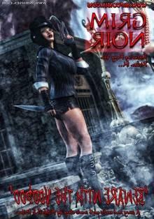 Grim Noir – Beware With The Voodoo – Issue 1-6