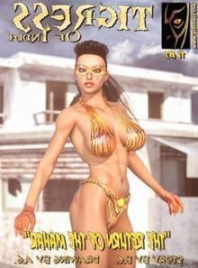 1-Tigress of India – Return of the Mahar