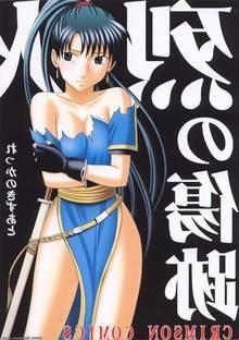 Fire Emblem Doujinshi – Rekka no Kizuato