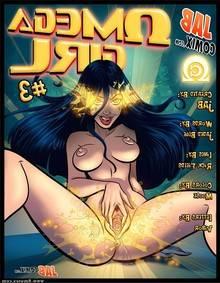 Omega Girl – Issue 3