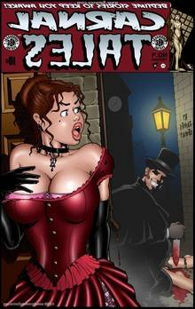 Carnal Tales – Issue 4