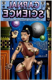 Carnal science – Issue 3