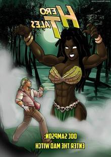 Hero Tales – Enter The Mad Witch