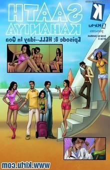 Saath Kahaniya – Episode 8 – HELL-iday in Goa