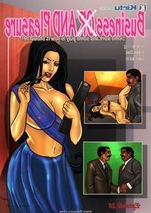Savita Bhabhi – Episode 28 Business ORAND Pleasure