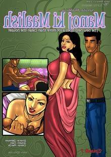 Savita Bhabhi – Episode 5 Servant Boy