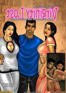 Savita Bhabhi – Episode 6  Virginity Lost