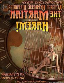 Martian Harem Issue 1