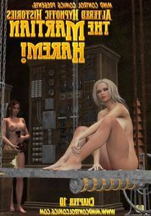 Martian Harem Issue 10