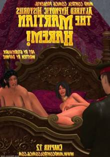 Martian Harem Issue 12