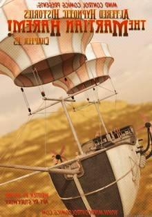 Martian Harem Issue 15