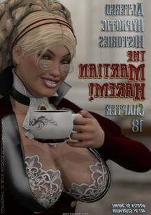 Martian Harem Issue 18