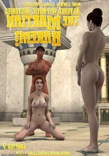 Martian Harem Issue 9