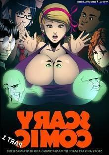 Scary Comic