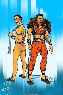Kraven Kraving for Kok