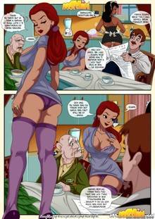 The Milftoons – Issue 1