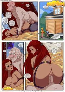 The Milftoons – Issue 4
