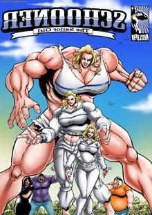Schooner The Sailor Girl – Issue 1