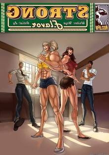 Strong Flavor – Issue 1