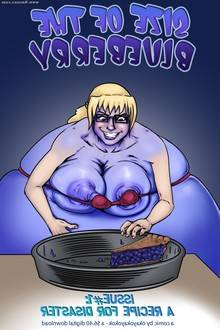 Size of the Blueberry – Issue 1