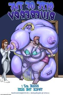 Size of the Blueberry – Issue 2