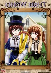 Rozen Maiden – Three Wishes