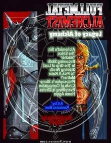 Fullmetal Alchemist – Legacy of Alchemy