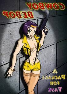 Cowboy Bebop – A Package for Faye