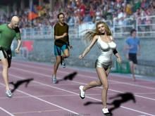 Ella the Athlete
