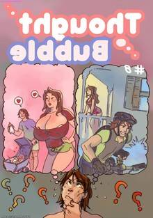 Thought Bubble – Issue 8