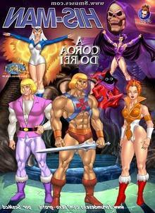 He-Man – King of the Crown Comp