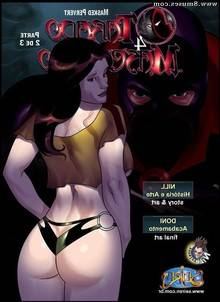 Masked Maniac – Issue 4 – Part 2