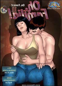 Oh familia11 comic porno Kajimateria Sex Comics Kajimateria Porn Comics