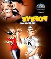 Popeye- The Dance Instructor
