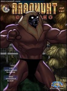 Thundarr – The Barbarian – Issue 3