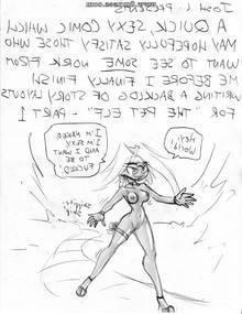 Quick Sexy comic