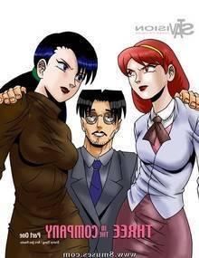 Three in the company