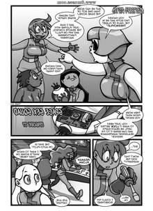 Space Sex Squad – Issue 27
