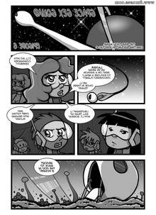 Space Sex Squad – Issue 6