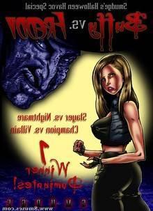 Buffy vs Freddy