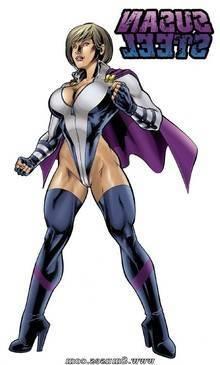 Susan Steel