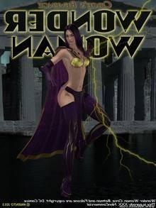 Circes Revenge – Wonder Woman