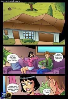 Ben 10 Ultimate Alien Comic