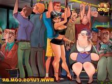 Crowded Bus Sex