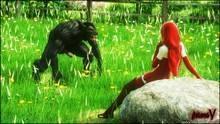 CGS44 – Red Riding Hood