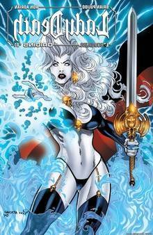 Lady Death – Origins
