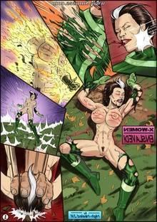 X-Women Enslaved
